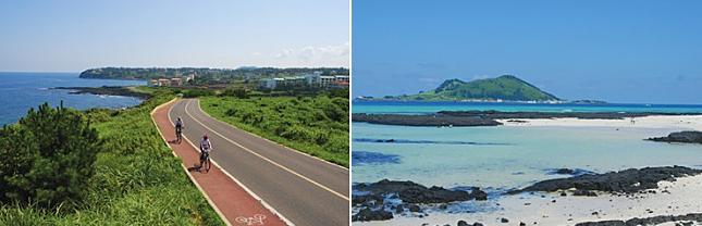 环岛行,与济州的沿海路亲密接触